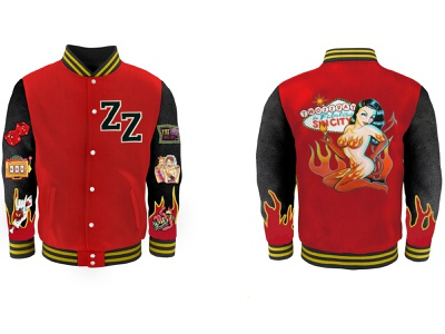3D MERCH : BASEBALL JACKET branding design 3d artist clothing clothing design jacket clothes