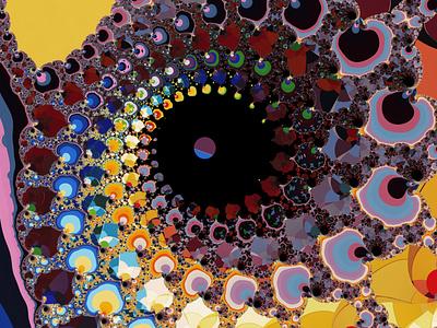 This is not art - It's Math design illustration design illustration arwork art fractale