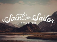 Saint and Sailor Logo