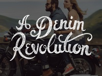 A Denim Revolution
