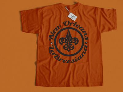 New orleans23 t shirt design design