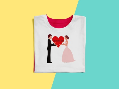 LOVE FOR YOU. t shirt design