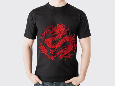 Free Man Wearing Black TShirt Mockup branding t shirt design
