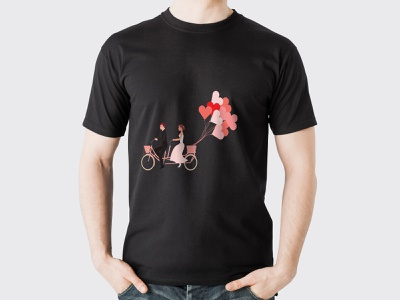 Free Man Wearing Black TShirt Mockup PSD 2021 t shirt design