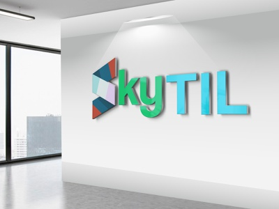 3d logo. design logo