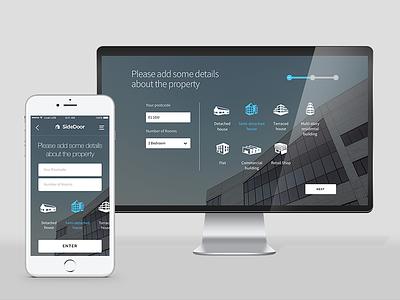 Find a Surveyor property image app mobile website