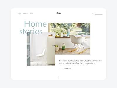 Daily UI #003 | Landing Page