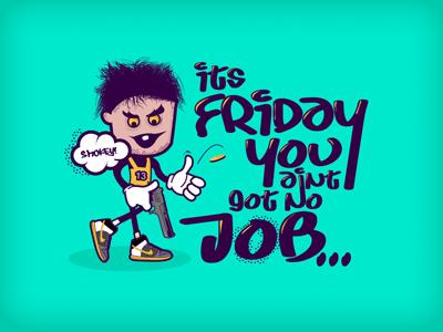 Friday Illustration