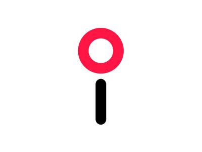 ITFormation logo logotype logo design branding identity bit 0 1 null one programming code