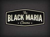 The Black Maria cinema