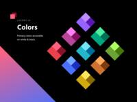 UI Color Palette - Lucent Design System