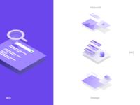 Marketing illustrations • Fannit