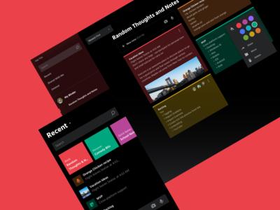Scribe • Notes app