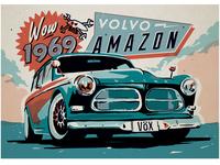 Guy Martin Volvo Amazon