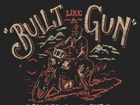 Built Like A Gun
