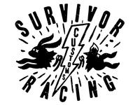 Survivor Customs Racing Hare basher tee