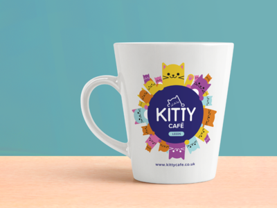 Kitty Cafe Merch 1