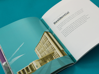 Illustration for Architects sector brochure