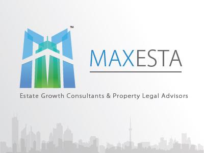 Maxesta Branding branding logo maxesta