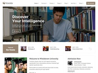 Varsita - WordPress Education Theme