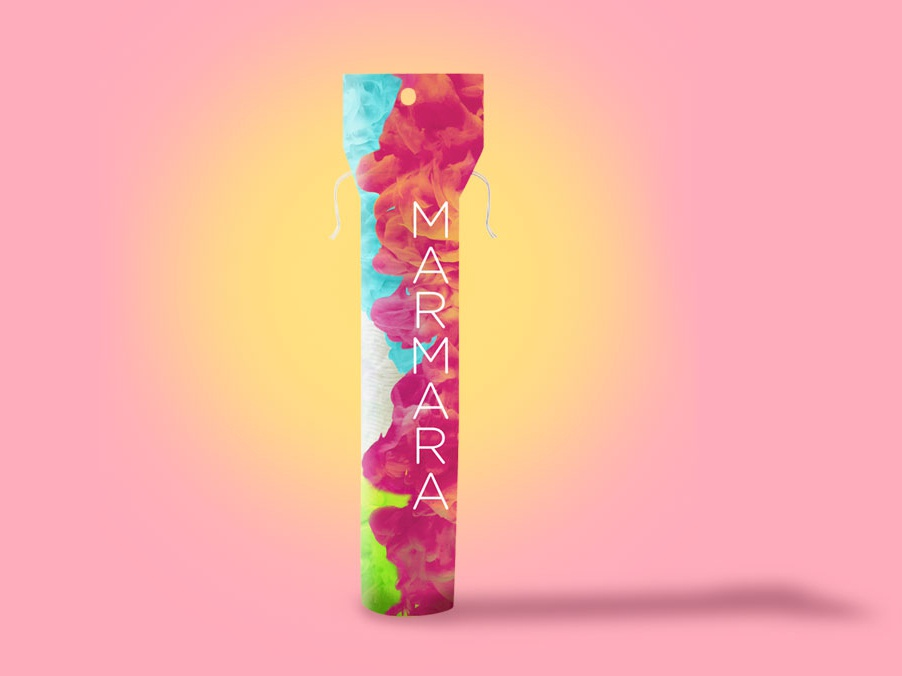 """Marmara Essentials"" Branding Design package mockup branding artwork package design branding design design"