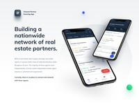 Channel Partner Sourcing App uxdesign uidesign case study product design ux ui