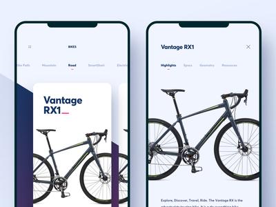 Schwinn Mobile App