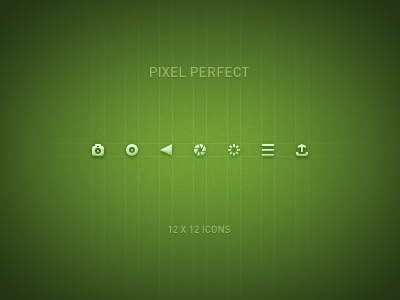 Icons icons freebies psd pixel perfect 12px icon