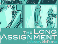 The Long Assignment Cover