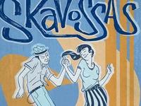 Skavossas15th Anniversary Poster