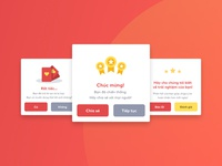 Jingo Live - Livestream Trivia Game App - Popup Notification