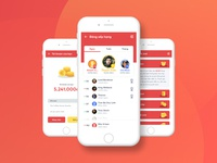 Jingo Live - Livestream Trivia Game App - Leaderboard