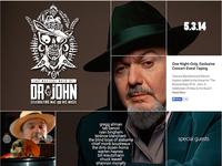Celebrate Dr. John