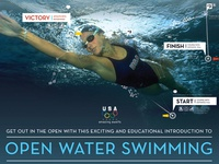 US Swimming Open Water DVD