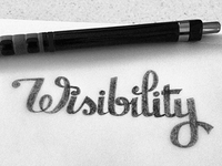 Wisibility 1st sketch
