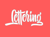 Lettering Vecto