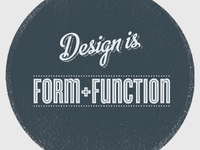 Form+Function
