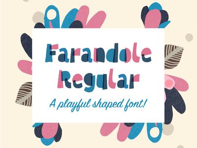 Farandole Color Font Family