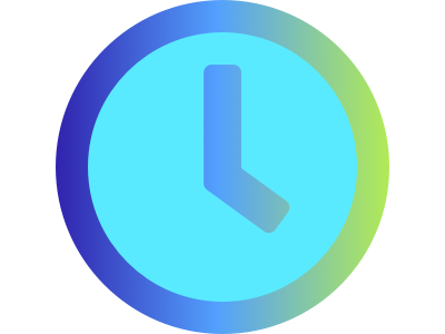 History by Day time clock history chrome icon