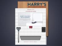 Harry's Vengo Machine Exterior Concept