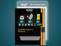 Kind Bar Vengo Machine Exterior