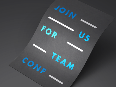 TeamConf Invite