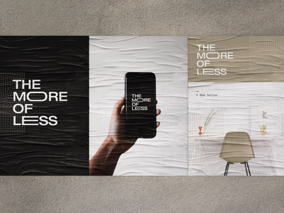 The More of Less - Poster Series rest complexity simplicity less more wallpaper glue wheat wall poster jesus series sermon ministry church