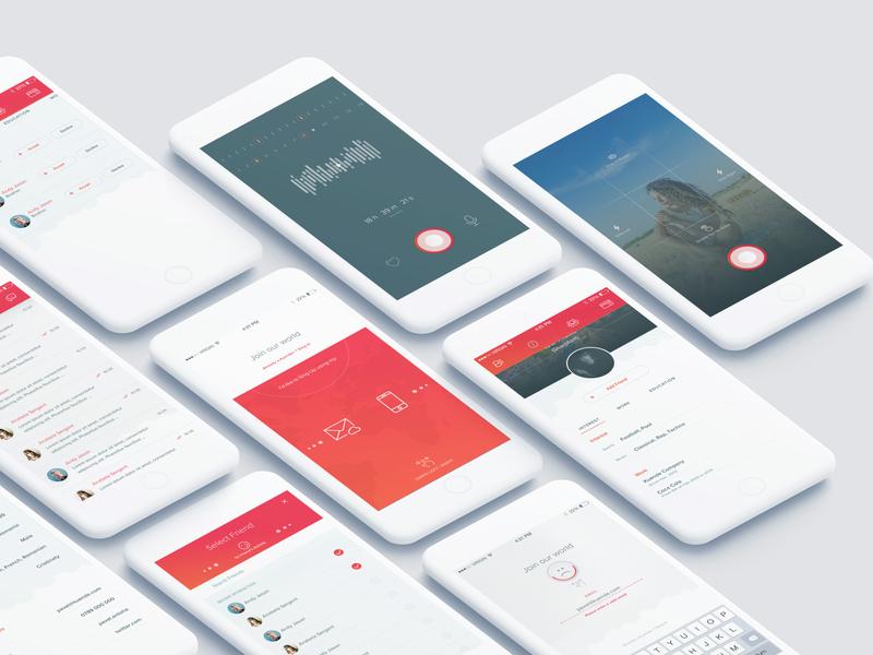 Mobile App concept crypto blockchain mobile ui design mobile design mobile app design socialmediaapp ui  ux mobile app mobile ui