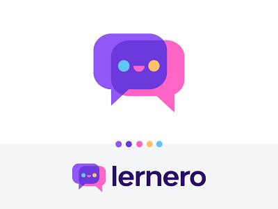 Logo Design learning online education logo design logotype logos character design branding identity logo