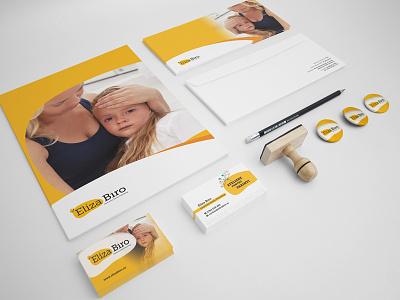 Visual Identity for Aware Parenting Trainer identity logotype logo branding