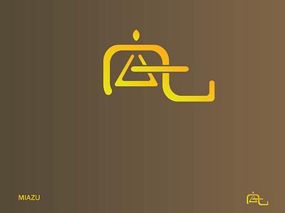 MIAZU logo illustrator