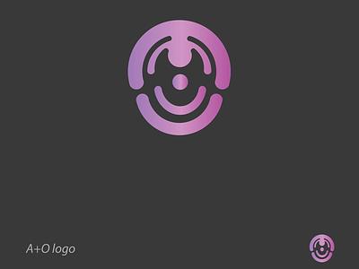 A+O logo illustrator