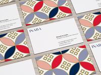 Masa Inaba business card