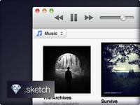iTunes 11 GUI